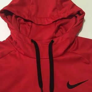 Nike Shirts - Nike Therma Fit Pullover Training Hoodie Mens XXL